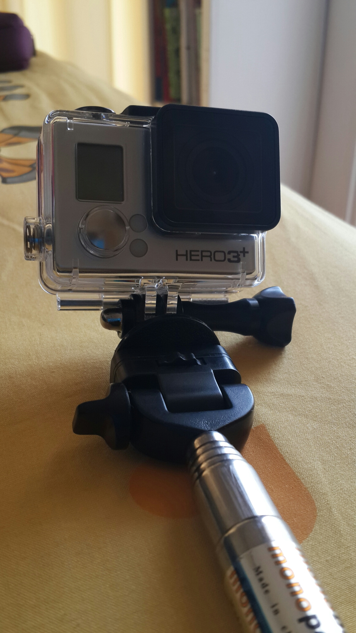 how to connect gopro hero3 to windows with wifi